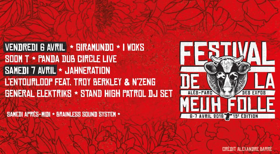 festival 7 avril 2018